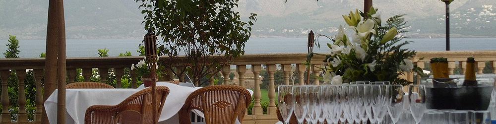 Hotel Llenaire Eventos Bodas Aperitivo En La Terraza